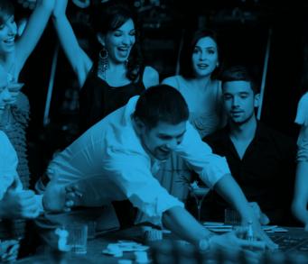 Oval small casino 83340787