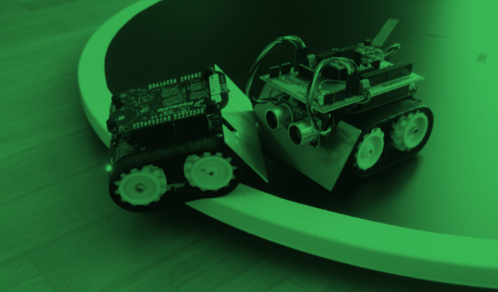 SumoBot Build & Bash Competition