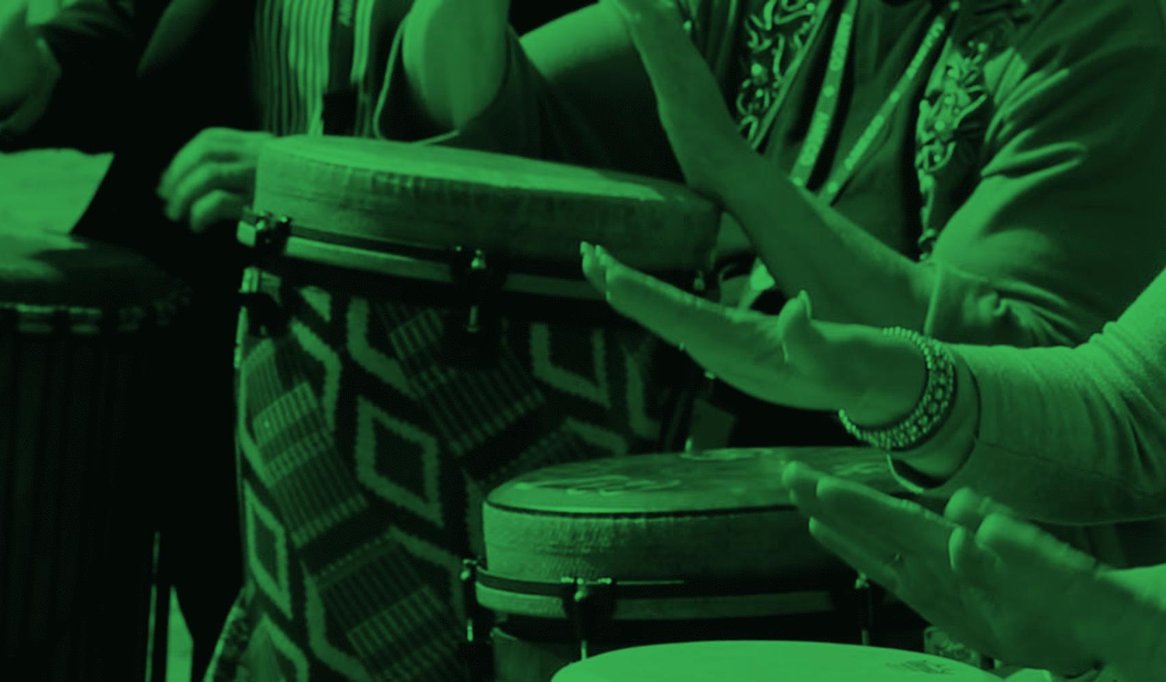 Hands-on Drumming