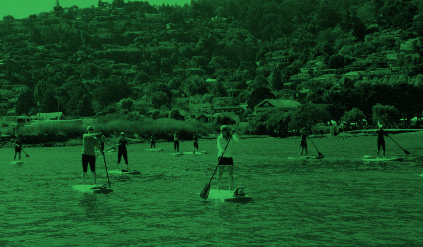 Stand-up Paddle Boating