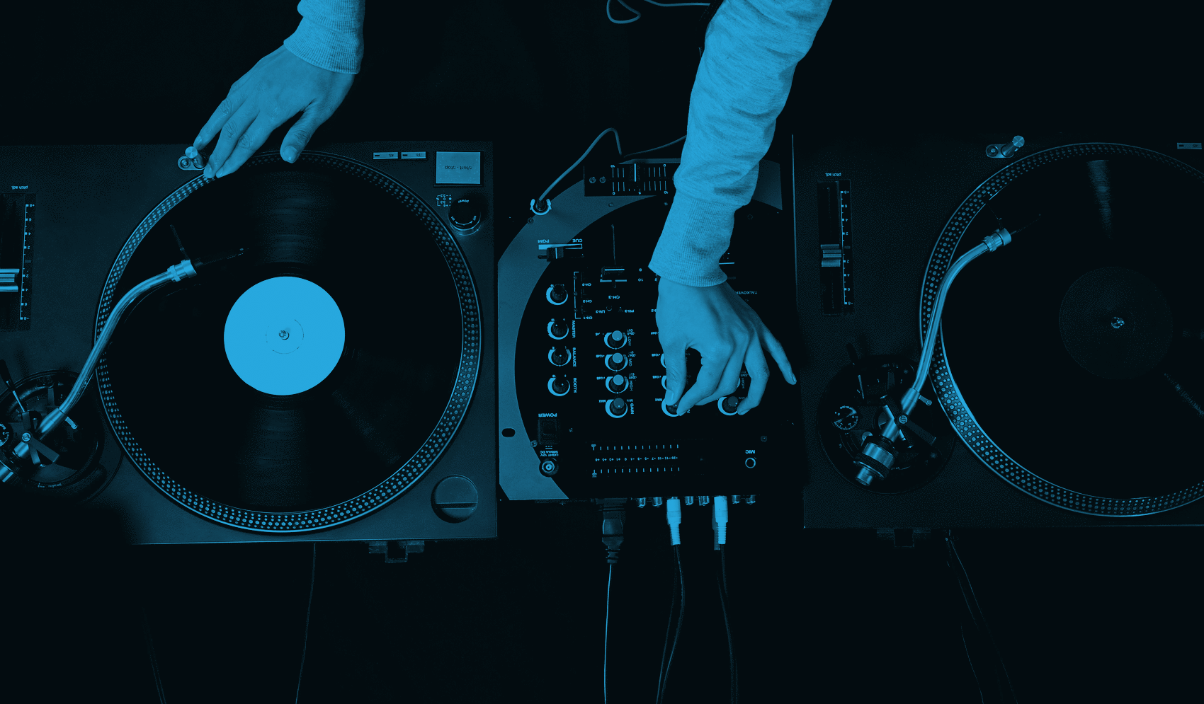 Be a DJ